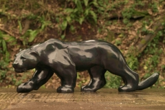 Jaguar, bronze