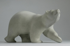 Polar Bear, bronze