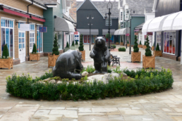 Bears – Kilkenny Limestone, Bicester Village