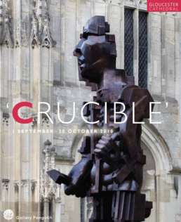 Crucible Catalogue Cover 2010