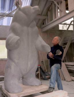 Michael Cooper, Sculptor