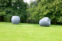 Apples – Kilkenny Limestone & Bronze