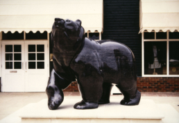 Bear - Belgian Fossil Marble, Bicester Village