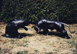 Bull & Bear, Bronze
