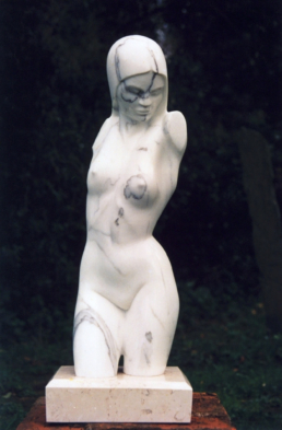 Female Figure – Carrara Marble