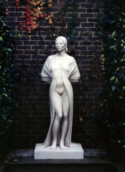 Female Figure – Portland Stone