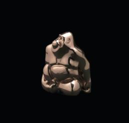 Gorilla – Silver