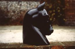 Horse's Head – Belgian Black Marble