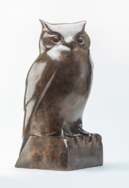 Owl – Bronze