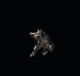 Pig – Silver