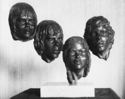 Portrait Heads – Bronze