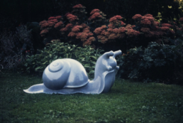 Snail – Bardiglio Imperial Marble