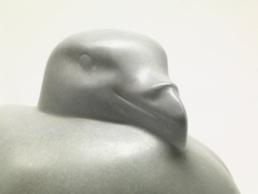 Snowy Petrel – Bronze
