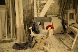 Michael Cooper Sculptor – Studio