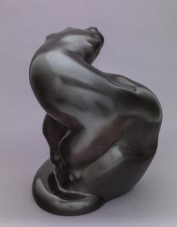 Otter - Bronze
